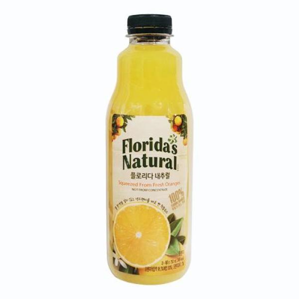 매일 플로리다 내추럴(오렌지) 750ml 상품이미지