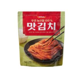 요리하다)맛김치1KG