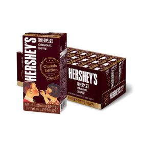 허쉬드링크 초콜릿 190ML 24팩 무배