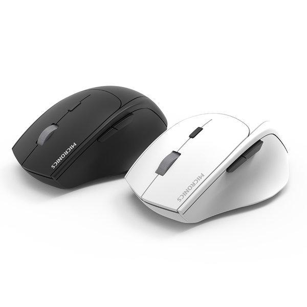 마이크로닉스 MANIC E890 무선 마우스 (화이트) 상품이미지