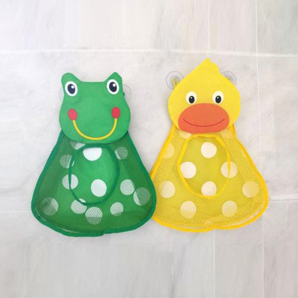 애니멀 장난감 그물포켓 수납함 / 개구리 상품이미지
