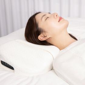 SD 수면참견 무선 목베개 안마기 어깨 마사지기 포근