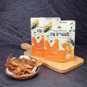 코스트코 리얼 닭가슴살칩 오리지널 30g x 7봉
