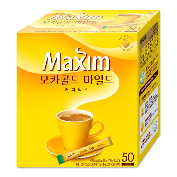 모카골드 커피믹스 50T/커피 상품이미지