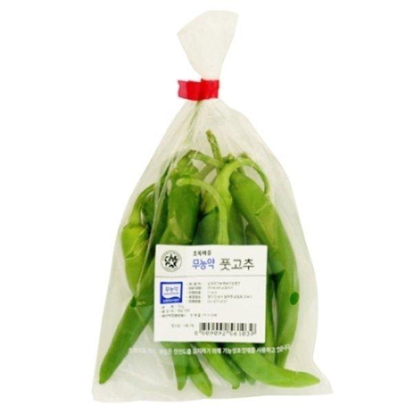 초록마을 무농약이상 풋고추 (150g) 상품이미지