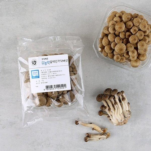 초록마을 무농약갈색만가닥버섯 (150g) 상품이미지