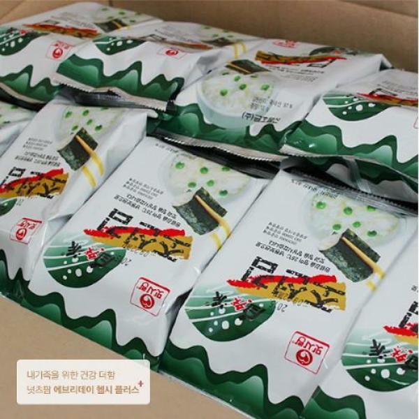 넛츠팜  조선김 30봉 (1box) 상품이미지