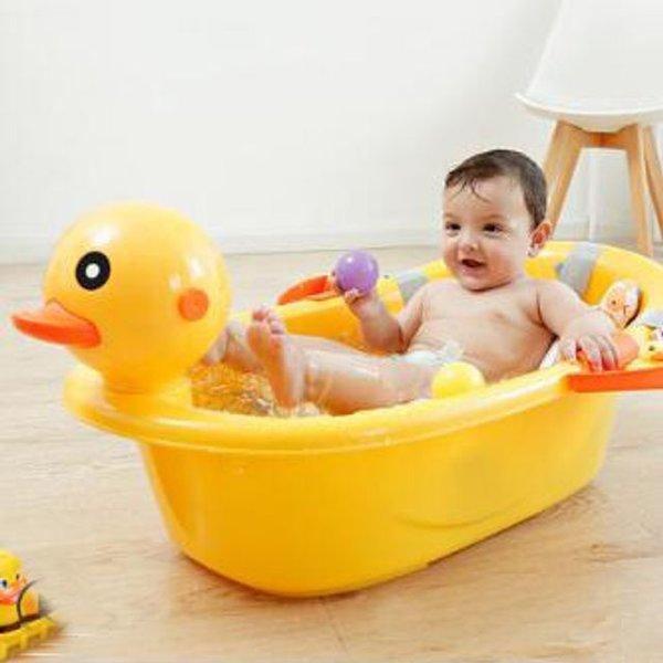 핫신상 어린이 유아 신생아 욕조 다용도 오리목욕통 상품이미지