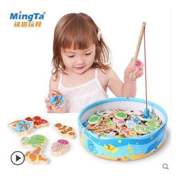 아동 자석 낚시완구 인기장난감세트 지능계발생일선물 상품이미지