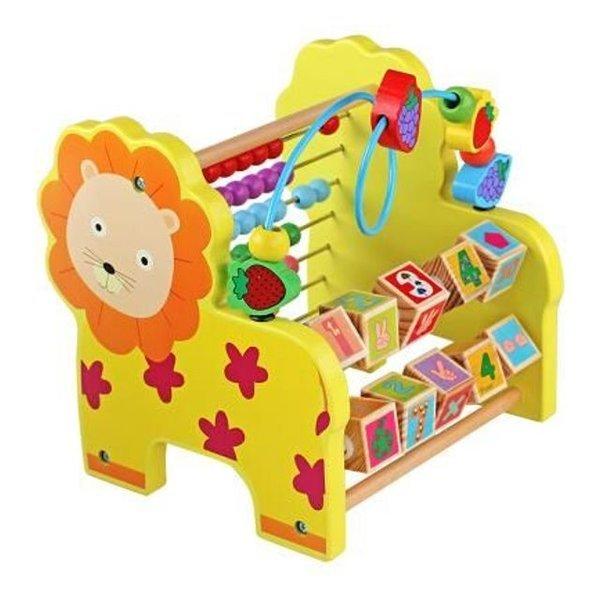 0-3세 어린이 지능개발 완구 구슬 두뇌 발달 장난감 상품이미지