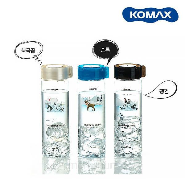 지구를위한물병 550ml 3종 100%국내생산/건강한 물병 상품이미지