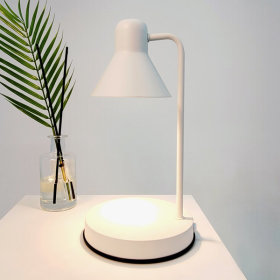 the Sweet Mono Timer Candle Warmer Bulb included