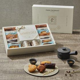 (파리크라상 Paris Croissant) 프리미엄 구움 과자 선물 세트 스페셜 (고급 선물 포장)