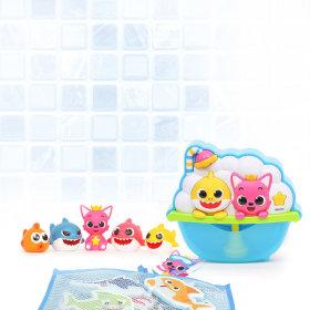 핑크퐁 아기상어 멜로디 버블 토이와 목욕놀이 세트 ㅣ우리 아이의 목욕 시간도 함께 즐거워져요