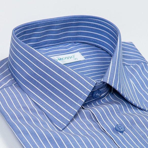 메노모쏘)1033 긴팔 90-110사이즈 줄무늬 정장셔츠 상품이미지