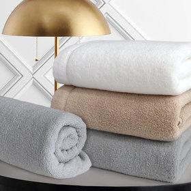 1+1 Hotel Towel Non-fluorescent 200g Towel Large Towel Shower Towel