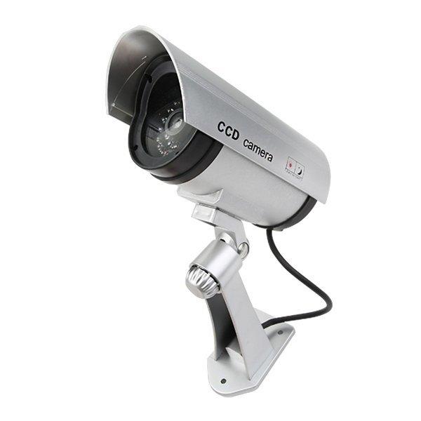 모형CCTV 감시카메라 IN11D 고급 적외선 건전지+스티커 상품이미지