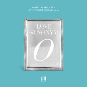 (ver.2) WONHO 1st Mini Album Part.1 Love Synonym - Right for me