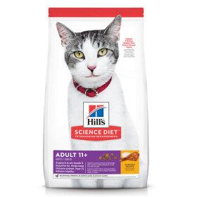 1462 힐스 고양이 어덜트 11+ 치킨 1.6kg
