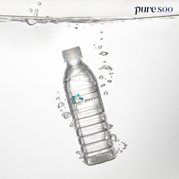 퓨어랜드 퓨어수 미네랄워터 생수 500ml X 100PET 상품이미지