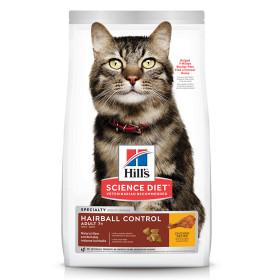 7533 힐스 고양이 어덜트 7+ 헤어볼컨트롤 치킨 1.6kg
