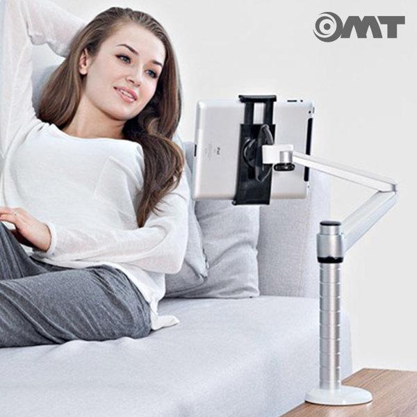 2단관절 태블릿 휴대폰 멀티 거치대 ONA-2S 책상거치 상품이미지