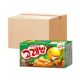 오리온 고래밥 46gx30ea 박스