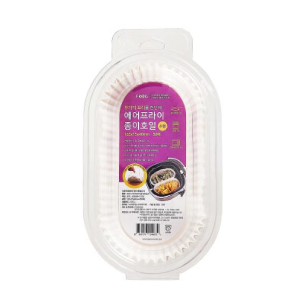 FROG)에어프라이종이호일(소 50매) 상품이미지