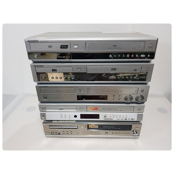 삼성 LG 콤보 플레이어 6헤드 DVD 비디오 중고 45 상품이미지