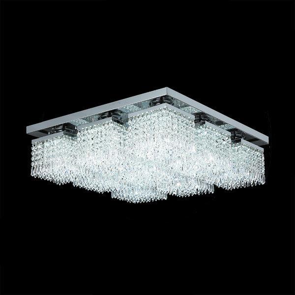 샹들리에 LED 피플 9등 대 크리스탈 상품이미지