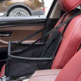 강아지 애견큐브 안전한 자동차 카시트