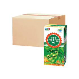 정식품 달콤한 베지밀B 190ml 16팩x4개(총 64팩)