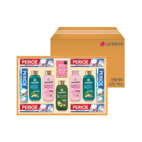 Holiday Gift Set Joy of Life No.23 6pcs 1 box Chuseok thank you gift