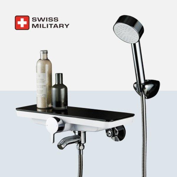 (핫트랙스) 스위스밀리터리 선반형 샤워수전 (샤워기거치 개별형) 상품이미지