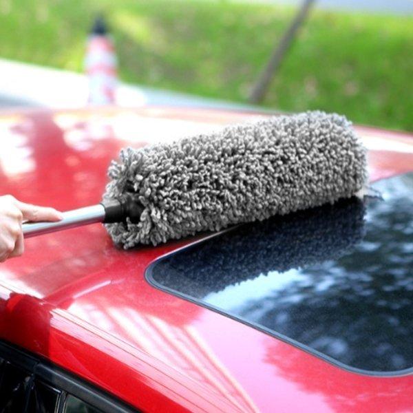 클린카 자동차먼지털이개/ 길이조절 차량용먼지털이 (1259630) 상품이미지