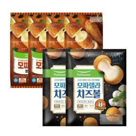 풀무원 모짜렐라 핫도그 20개+모짜렐라 치즈볼 2봉