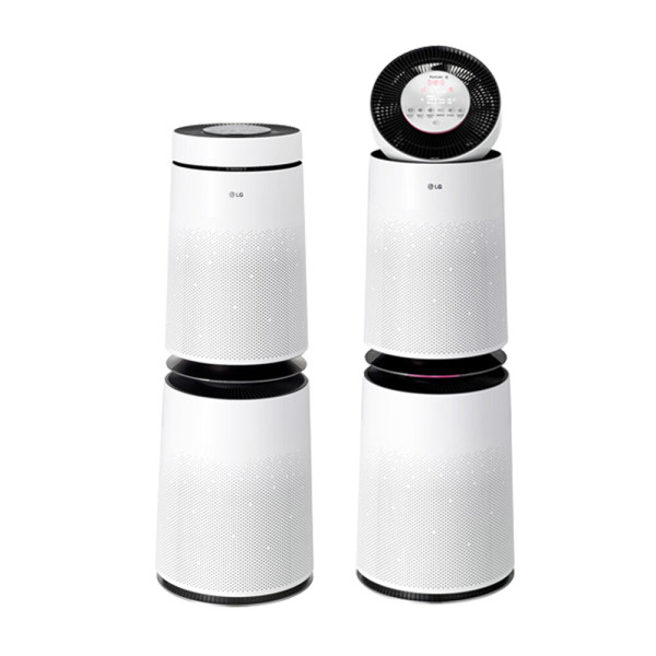 LG 공기청정기 렌탈 AS301DWFR 6개월+18만원+무빙휠 상품이미지