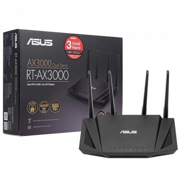 ASUS RT-AX3000 유무선공유기+正品판매점+ 상품이미지