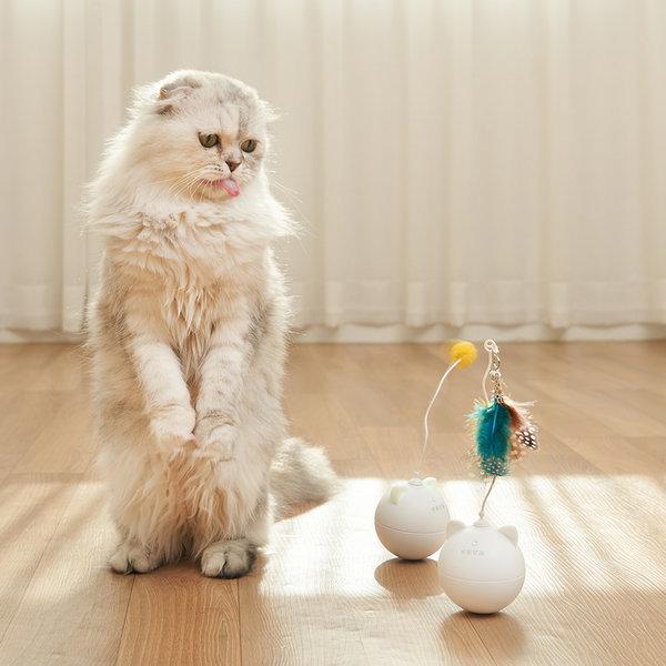 냥냥펀치 토이볼 고양이 자동 장난감 상품이미지