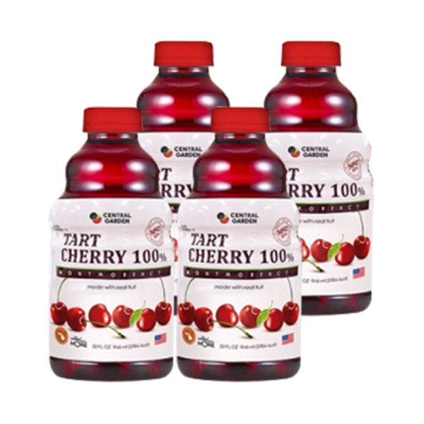 비타민마을 센트럴가든 몽모랑시 타트체리 주스 4병 상품이미지
