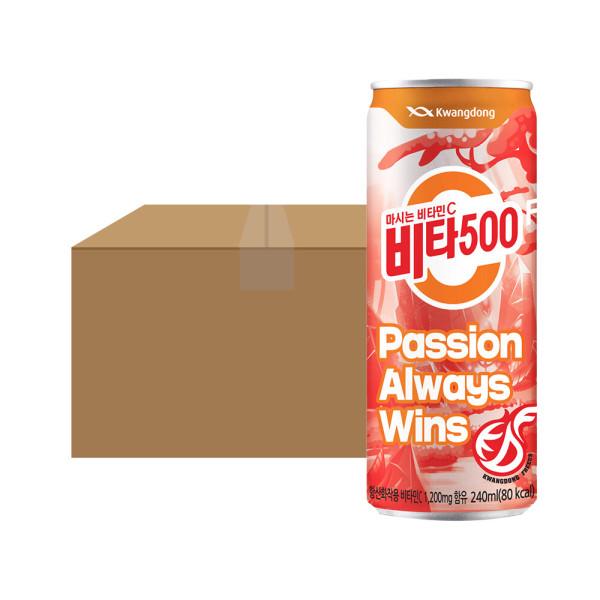 광동 비타500F 240ml(캔) x 30 상품이미지