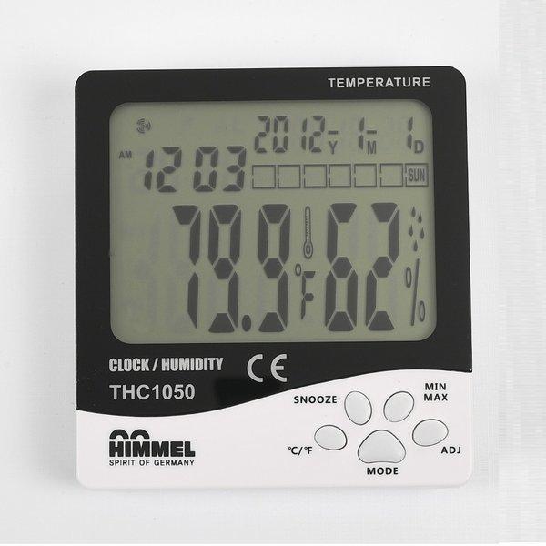 HIMMEL 힘멜 정품 디지털 멀티 다기능 온습도계 5IN1 상품이미지