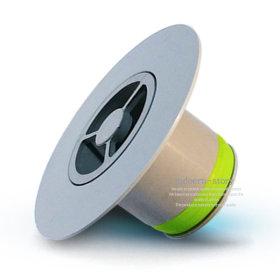 도원드레인 화장실 하수구냄새차단트랩 50파이-ABS