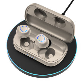 ABKO 비토닉 E30 (골드) 블루투스 이어폰