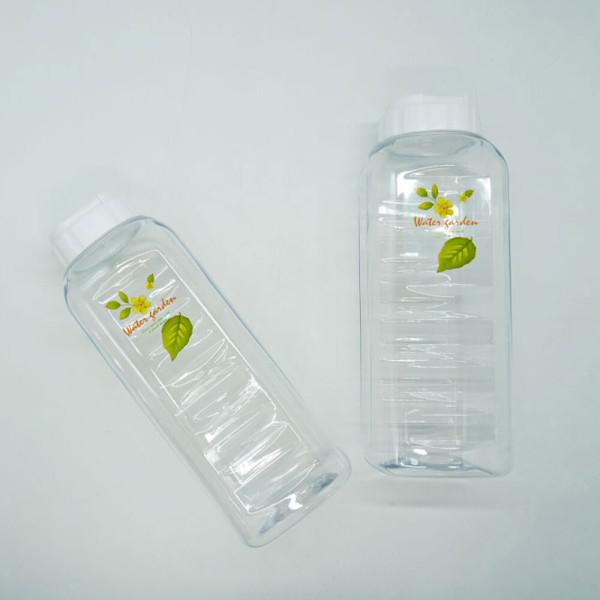 SM 허브사각 물병 1.2L / 물통 생수통 가정용 업소용 상품이미지