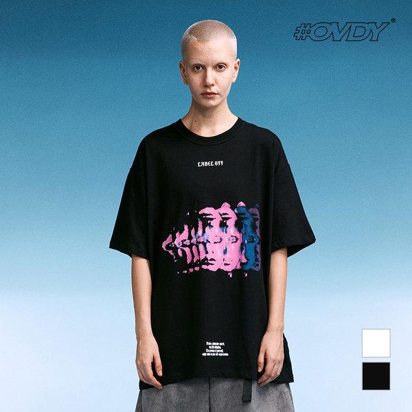 OVDY LABEL OFF 반팔 티셔츠 DYMASWM9678 상품이미지