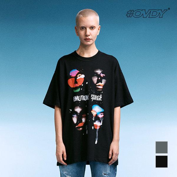 OVDY EMOTION SURGE 반팔 티셔츠 DYMASWM9807 상품이미지