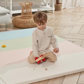 Sapphire wide 4-panel folder mat/Playroom mat