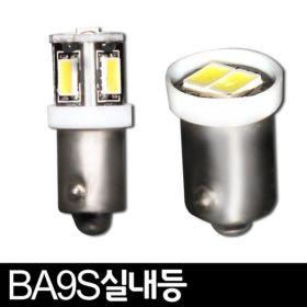 [오너클랜] BA9S 꼬마 전구 실내등 LED 차량 램프 자동차 무드등