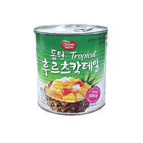 동원 후르츠칵테일 (원터치캔) 836g